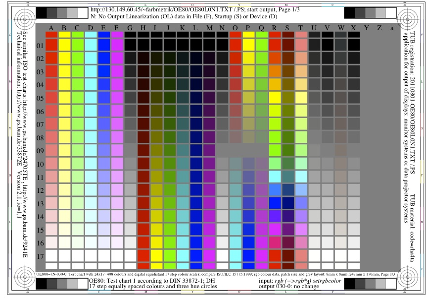 similiar color test page pdf keywords - Color Test Page Laser Printer